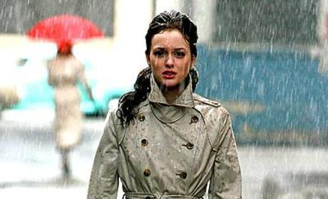 """Breakfast at Tiffany's"" Starring Blair Waldorf"