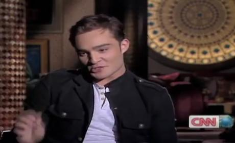 Ed Westwick Muses on Future of Chuck Bass, Gossip Girl