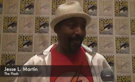 Jesse L. Martin Interview