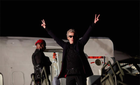 President of the World - Doctor Who Season 9 Episode 7