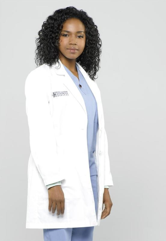 Jerrika Hinton as Stephanie Edwards