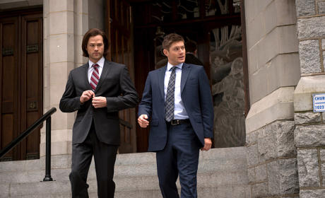 Walking Out - Supernatural Season 10 Episode 16