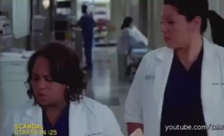 Grey's Anatomy Winter Finale Promo: They Do?