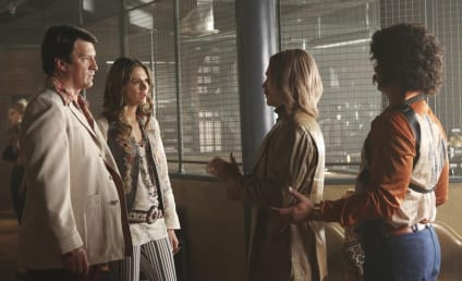 Castle Review: A Groovy Kind of Love
