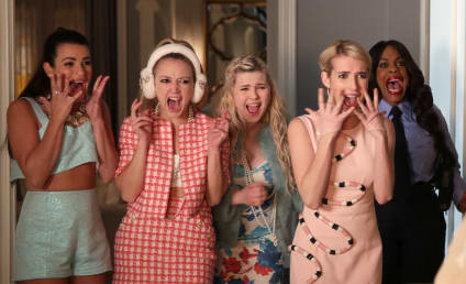 Scream Queens: Renewed for Season Two! New Setting Revealed!