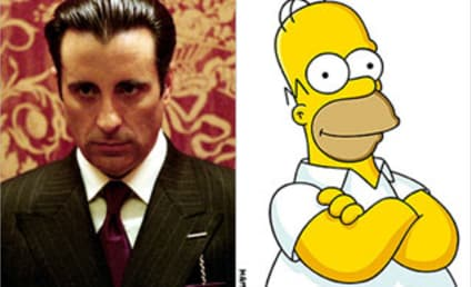 Andy Garcia to Parody Ocean's 11 on The Simpsons