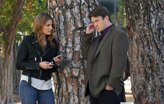 Castle Photo Season 8 Finale Photos: How Will It End?