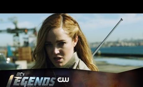 "Legends of Tomorrow Promo: ""Legendary"""