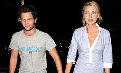 Another Blake Lively & Penn Badgley Sighting