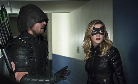 Hear That? - Arrow Season 4 Episode 14