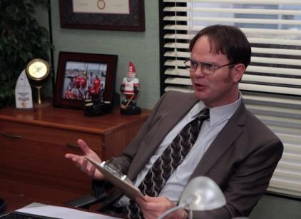 Watch The Office Season 9 Episode 12 Online