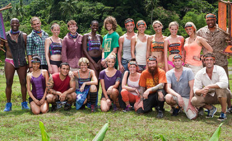 Survivor Caramoan Cast: Revealed!