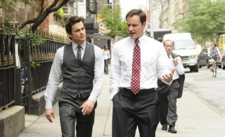 White Collar: Renewed for Season 4!