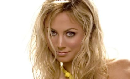 Stacy Keibler to Go Undercover on Chuck
