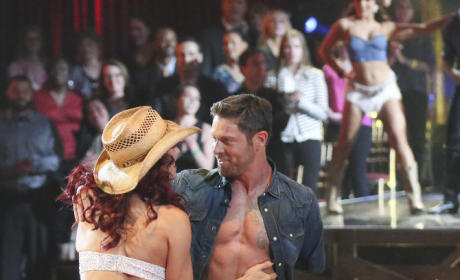 Noah and Sharna: Samba - Dancing With the Stars Season 20 Episode 2