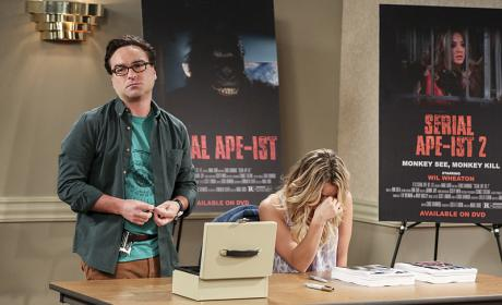 Not Going So Well? - The Big Bang Theory Season 10 Episode 6