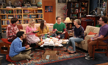 The Big Bang Theory: Watch Season 8 Episode 22 Online