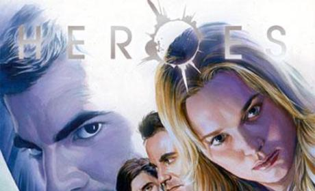 Heroes Graphic Novel Release Date, Details