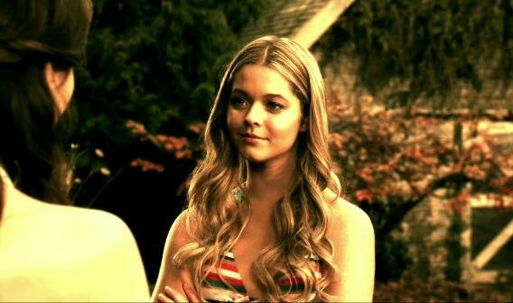 Alison DiLaurentis -- Pretty Little Liars