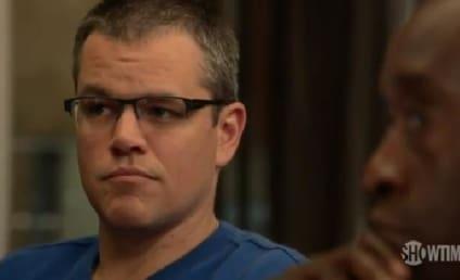Matt Damon on House of Lies: First Hilarious Look!