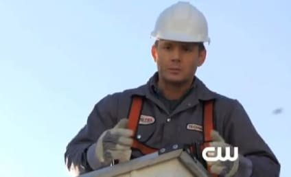 Supernatural Sneak Peek: Setting Up Surveillance