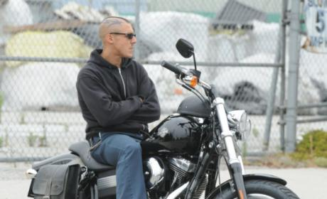 Theo Rossi Gives Thanks for Sons of Anarchy