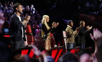 TV Ratings Report: The Voice Surges