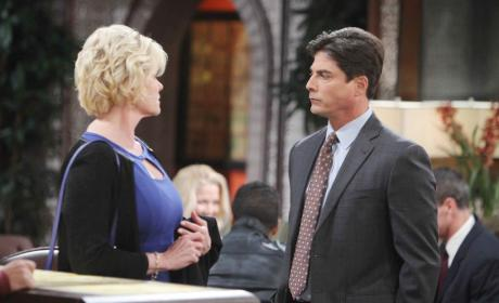 Adrienne Worries - Days of Our Lives