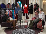 Dress Shopping - The Big Bang Theory