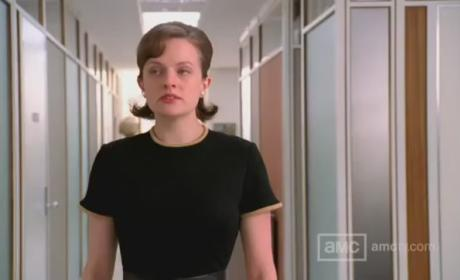 Elisabeth Moss and John Slattery Tease Surprises, Shock to Come on Mad Men Season 5