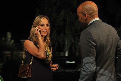 Nico Takes Wendy's Phone Call