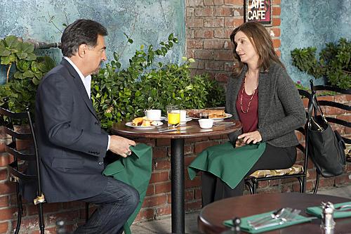 Isabella Hoffman on Criminal Minds