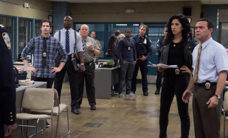 Brooklyn Nine-Nine Season 2 Episode 23 Review: Johnny and Dora
