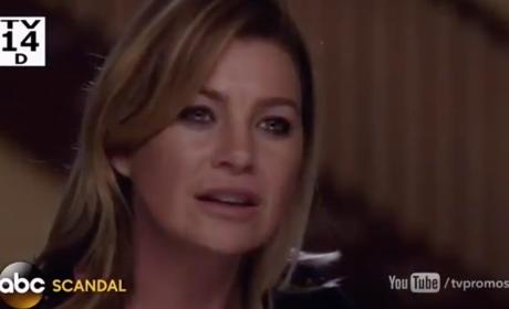 Grey's Anatomy Season 12 Episode 5 Promo
