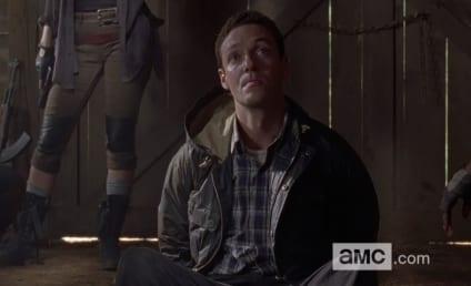 The Walking Dead Season 5 Episode 11 Sneak Peek: Who is Aaron?