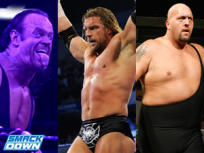 Elimination Chamber Participants