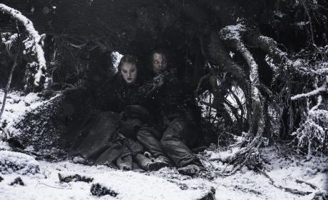 In Hiding - Game of Thrones Season 6 Episode 1