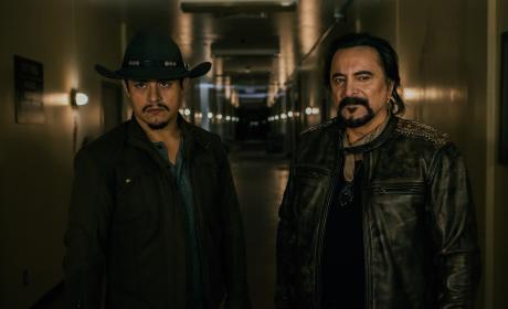 Two Warriors - From Dusk Till Dawn
