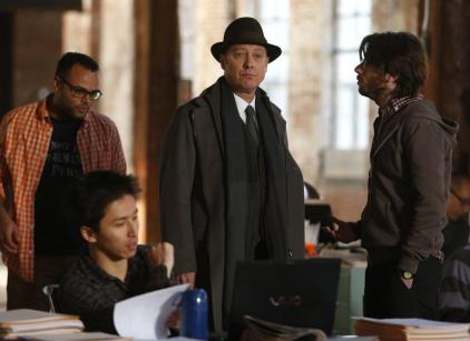 Watch The Blacklist Season 1 Episode 12 Online