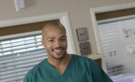 Scrubs Interview: Donald Faison