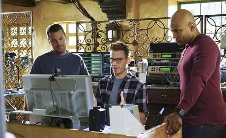Finding a Missing Girl - NCIS: Los Angeles