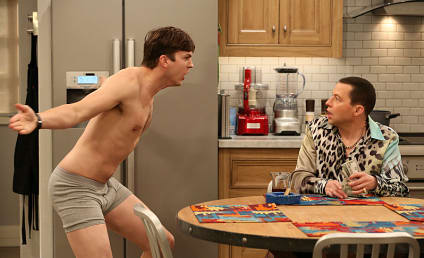 Two and a Half Men: Watch Season 11 Episode 20 Online