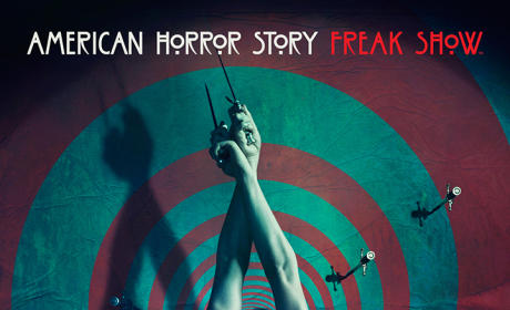 Knife Girl Poster - American Horror Story