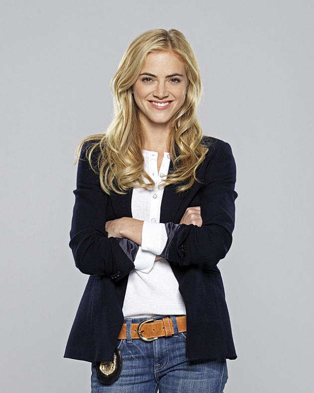 "Emily Wickersham (Eleanor ""Ellie"" Bishop) - NCIS"