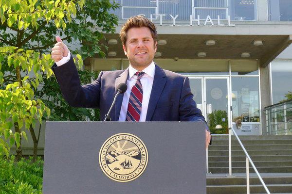 Shawn For Mayor