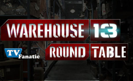 "Warehouse 13 Round Table: ""Reset"""