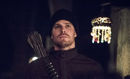 Arrow Season 3 Episode 15 Review: Nanda Parbat