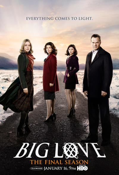 Big Love Season Five Poster