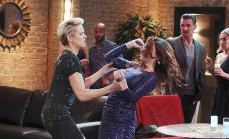 An All Out Brawl - Days of Our Lives