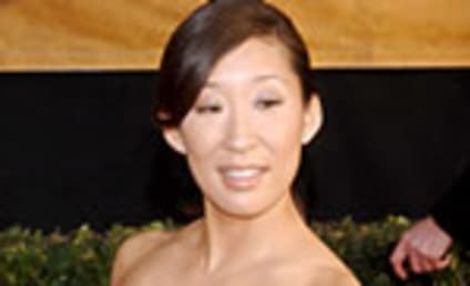 Sandra Oh is Actress of the Week